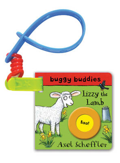 Axel Scheffler Buggy Buddy: Lizzy the Lamb