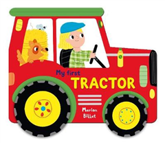 Whizzy Wheels: Tractor