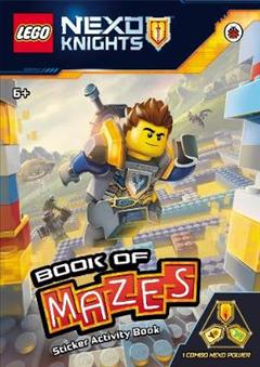 LEGO NEXO KNIGHTS: Book of Mazes
