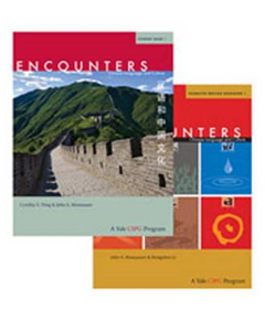 Encounters: Chinese Language and Culture, Student Book 2 Print Bundle