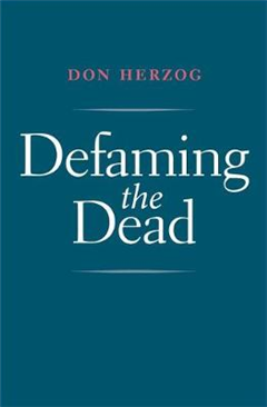 Defaming the Dead