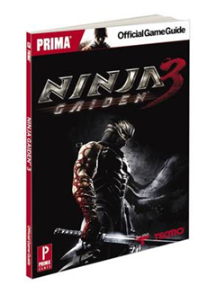 Ninja Gaiden 3: Prima\'s Official Game Guide