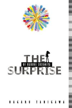The Surprise of Haruhi Suzumiya (light novel)