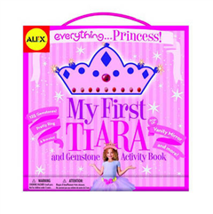 Everything Princess!: My First Tiara and Gemstone Activity Book