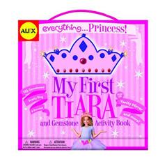 Everything Princess!: My First Tiara and Gemstone Activity Book