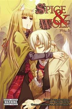 Spice and Wolf, Vol. 3 manga