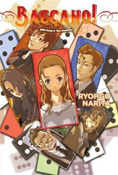 Baccano!, Vol. 4 light novel