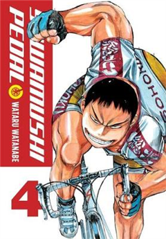 Yowamushi Pedal, Vol. 4