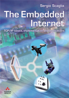 The Embedded Internet with CD: TCP/IP basics, Implementation and Applications