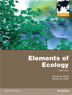 Elements of Ecology: International Edition