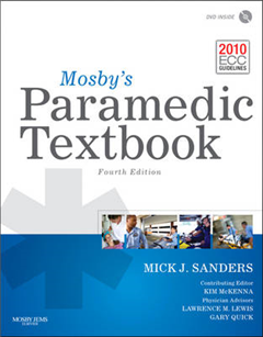 Mosby\'s Paramedic Textbook