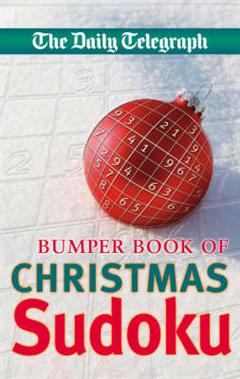 """Daily Telegraph"" Bumper Christmas Sudoku"