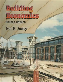 Building Economics: Appraisal and control of building design cost and efficiency