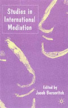 Studies in International Mediation