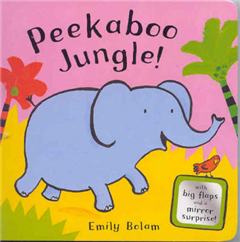 Peekaboo Jungle!