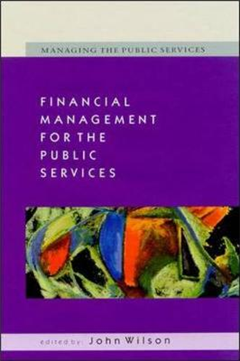 Financial Management for the Public Services