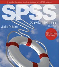 SPSS Survival Manual: A Step by Step Guide to Data Analysis Using SPSS