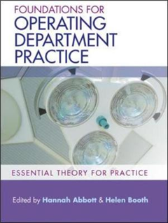 Foundations for Operating Department Practice: Essential The
