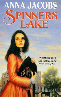 Spinners Lake: Book Five in the stunningly heartwarming Gibson Family Saga