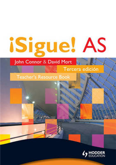 Sigue AS Teacher\'s Resource Book