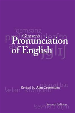 Gimson\'s Pronunciation of English