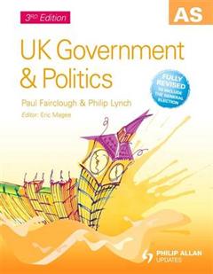 AS UK Government & Politics Textbook