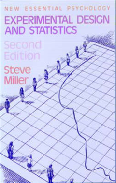 Experimental Design and Statistics
