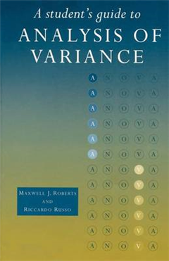 A Student\'s Guide to Analysis of Variance