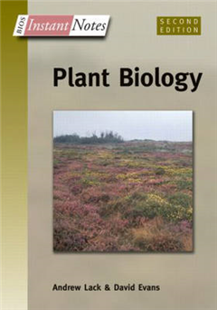 BIOS Instant Notes in Plant Biology