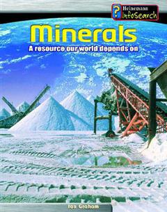 Earth's Precious Resources: Minerals Hardback