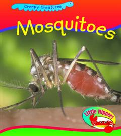 LN Creepy Creatures Mosquito Hardback