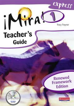 Mira Express 1 Teacher\'s Guide Renewed Framework Edition