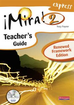 Mira Express 2 Teacher's Guide Renewed Framework Edition