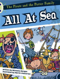 BC White A/2A The Pirate and the Potter Family: All at Sea