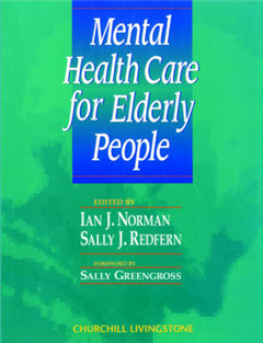 Mental Health Care for Elderly People