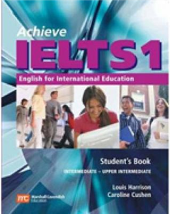 Achieve IELTS 1: English for International Education