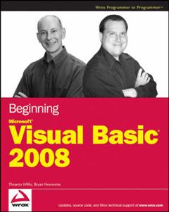 Beginning Microsoft Visual Basic 2008