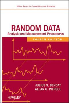 Random Data: Analysis and Measurement Procedures