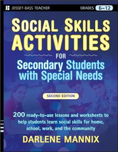 Social Skills Activities for Secondary Students with Special