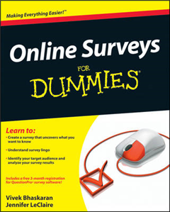 Online Surveys For Dummies