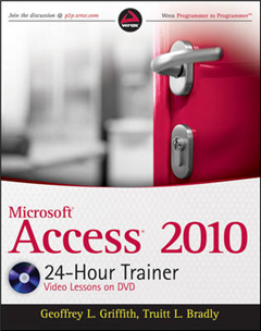 Access 2010 24-Hour Trainer