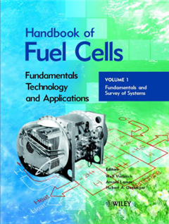 Handbook of Fuel Cells: Fundamentals, Technology, Applications: Vol. 2