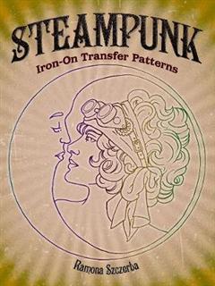 Steampunk Iron-On Transfer Patterns