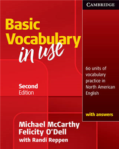 Vocabulary in Use Basic Student\'s Book with Answers