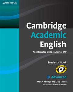 Cambridge Academic English C1 Advanced Student's Book