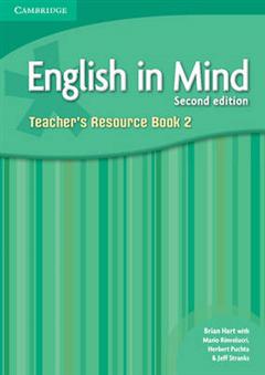 English in Mind Level 2 Teacher's Resource Book: Level 2