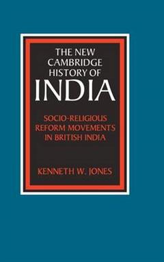 Socio-Religious Reform Movements in British India
