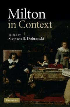 Literature in Context: Milton in Context