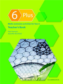 6 Plus: 6 Plus Teacher\'s Book: Maths Extension Activities for Year 6
