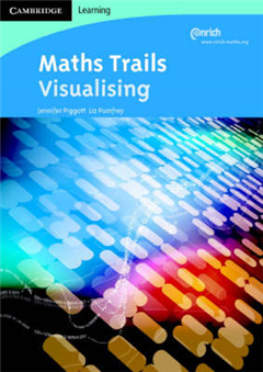Maths Trails: Maths Trails with CD-ROM: Visualising